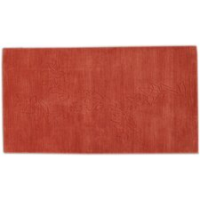Light Red Scatter Rug