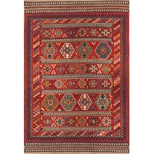 Kilim Rust Tribal Rug