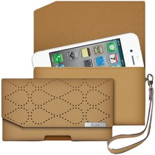 Leather Artisan iPhone 5 Case