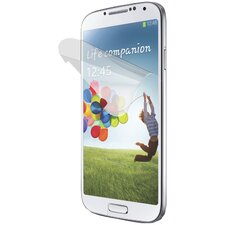 Samsung Galaxy S IV Clear Protective Film Kit