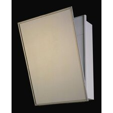 "Accessible Series 16"" x 26"" Surface Mount Medicine Cabinet"