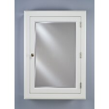 "<strong>Afina</strong> Devon I 22"" x 29.13"" Recessed / Surface Mount Medicine Cabinet"