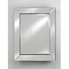"Radiance 27.25"" x 33.25"" Surface Mount Medicine Cabinet"