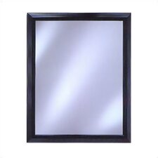 "<strong>Afina</strong> Signature 30"" H x 24"" W Plain Bathroom Mirror"