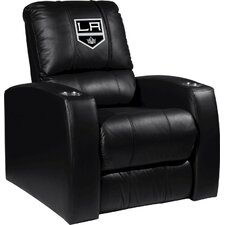 NHL Home Theater Recliner
