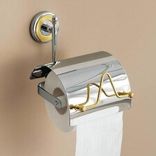 Queen Wall Mounted Closed Toilet Roll Holder