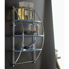 "<strong>Toscanaluce by Nameeks</strong> Kor 15.35"" x 21.46"" Bathroom Shelf"