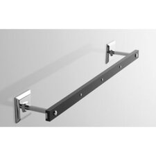 <strong>Toscanaluce by Nameeks</strong> Towel Bar with Chrome Mounting
