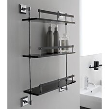 "<strong>Toscanaluce by Nameeks</strong> Grip 15.83"" Bathroom Shelf"