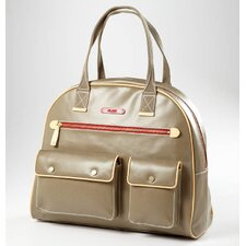 <strong>Clava Leather</strong> Carina Gym Bag