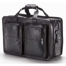 <strong>Clava Leather</strong> Tuscan Companion Flight Boarding Tote