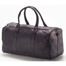 "Vachetta Barrel 19"" Leather Carry-On Duffel"