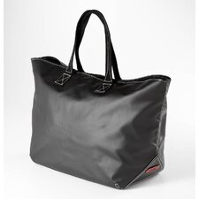 Carina Large Tote in Black