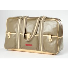 "<strong>Clava Leather</strong> Carina 18"" Pocket Duffel"