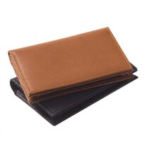 Bridle Slim Leather ID Wallet