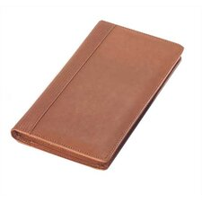 <strong>Clava Leather</strong> Bridle Slim Passport Wallet