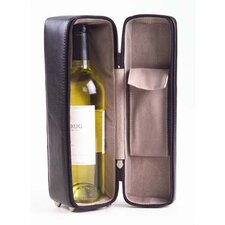 <strong>Clava Leather</strong> Tuscan One Bottle Wine Holder