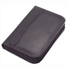 <strong>Clava Leather</strong> Quinley Junior Zip Padfolio