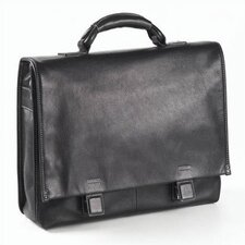 <strong>Clava Leather</strong> Tuscan Leather Briefcase