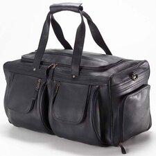 "Vachetta 19"" Leather Travel Duffel"
