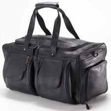 "Vachetta 19"" Leather Travel Duffel"