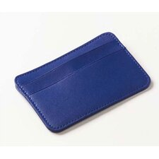 Colored Leather Card Case