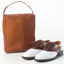 Vachetta Golf Shoe Bag