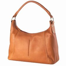 Leather Rivet Hobo