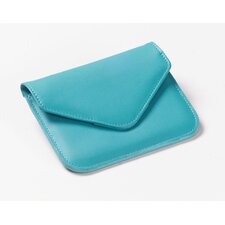 XL Coin Wallet in Aqua