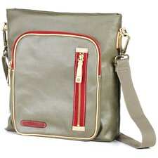 <strong>Clava Leather</strong> Carina Square Pocket Cross-Body
