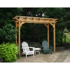 <strong>Creekvine Designs</strong> Cedar New Dawn Pergola