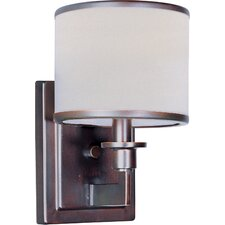 <strong>Taniya Nayak</strong> Banded 1 Light Wall Sconce