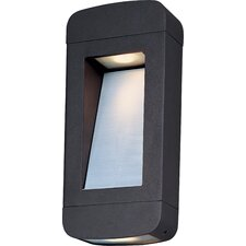 Sleek LED 2 Light Wall Sconce
