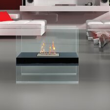 Madison Free Standing Bio Ethanol Fireplace