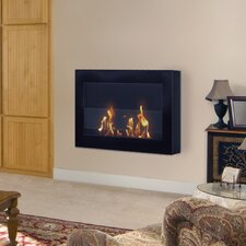 <strong>Anywhere Fireplaces</strong> SoHo Wall Mounted Bio Ethanol Fireplace