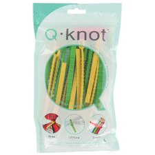 <strong>Q Knot</strong> 25 Count Q Knot Multi Purpose Reusable Tie