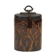 Loft Spill-Proof Decorative Canister