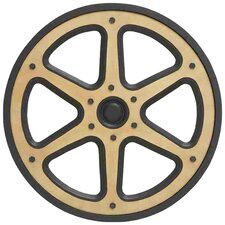 Toscana Wood Movie Reel A Wall Décor