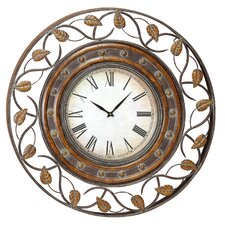 "Toscana Oversized 37.8"" Wall Clock"