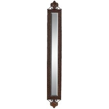 Toscana Metal Decorative Mirror with Metallic Accents