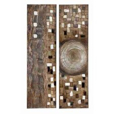 Toscana First Sight Canvas Painting (Set of 2)