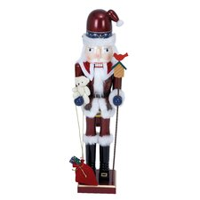 Wooden Santa Nutcracker