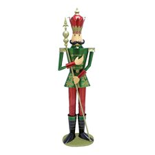 <strong>UMA Enterprises</strong> King's Court Soldier Nutcracker