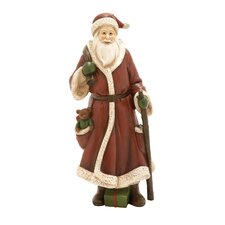 Unique Santa Figurine