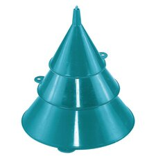 <strong>Custom Accessories Products</strong> 3 Piece Plastic Funnel Set
