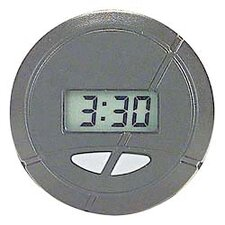 Stick-On Table Clock