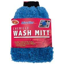 Microfiber Chenille Wash Mitt