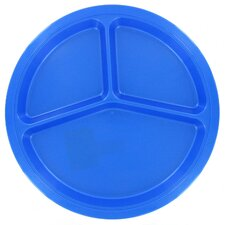 """10.5"""" Divided Picnic Plate"""