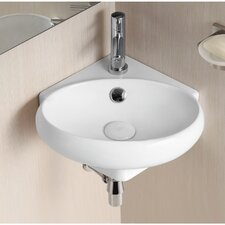<strong>Caracalla</strong> Ceramica II Wall Mounted Bathroom Sink