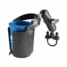 Drink Cup Holder with U-Bolt Base